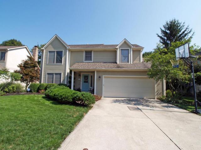 3564 Oarlock Court, Hilliard, OH 43026 (MLS #218031382) :: The Columbus Home Team