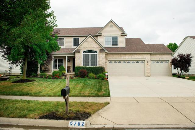 5792 Plank Drive, Hilliard, OH 43026 (MLS #218031394) :: Berkshire Hathaway HomeServices Crager Tobin Real Estate