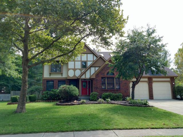 980 Zodiac Avenue, Gahanna, OH 43230 (MLS #218031504) :: The Clark Group @ ERA Real Solutions Realty