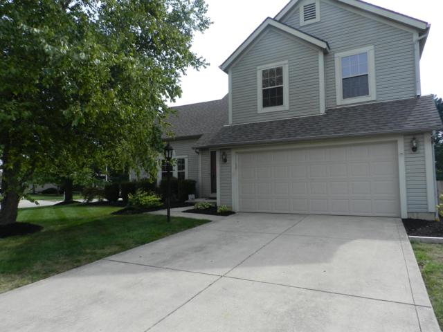 3154 Serpentine Drive, Hilliard, OH 43026 (MLS #218031695) :: The Mike Laemmle Team Realty