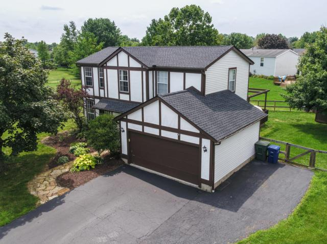 5091 Flagstaff Court, Hilliard, OH 43026 (MLS #218031846) :: The Mike Laemmle Team Realty