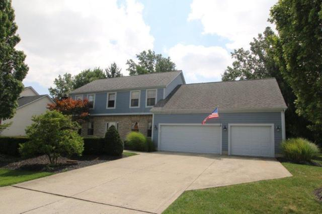 2954 Nantucket Drive, Lewis Center, OH 43035 (MLS #218031925) :: Brenner Property Group | KW Capital Partners