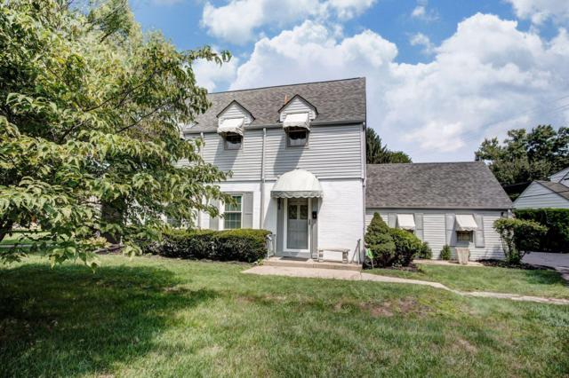 378 Sherborne Drive, Columbus, OH 43219 (MLS #218032059) :: The Mike Laemmle Team Realty