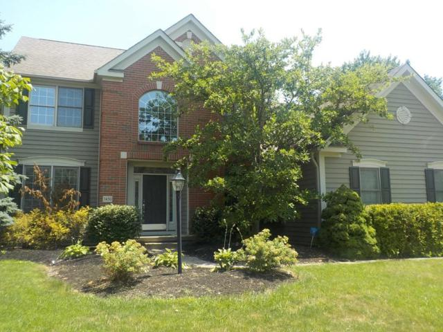 3450 Heritage Oaks Drive, Hilliard, OH 43026 (MLS #218032158) :: The Raines Group
