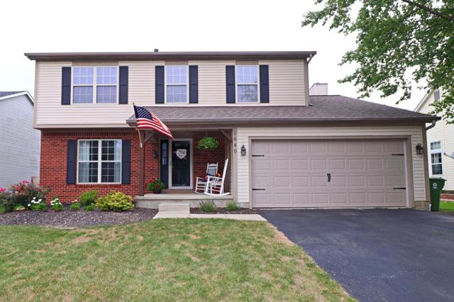 1640 Saffron Drive, Marysville, OH 43040 (MLS #218032178) :: The Mike Laemmle Team Realty