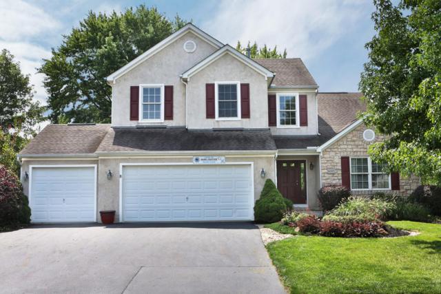 6185 Pollard Place Drive, Hilliard, OH 43026 (MLS #218032294) :: Keller Williams Excel
