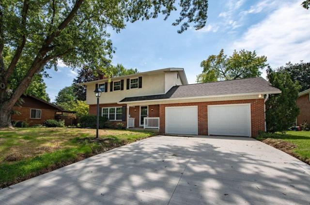 3483 Ridgewood Drive, Hilliard, OH 43026 (MLS #218032311) :: Exp Realty