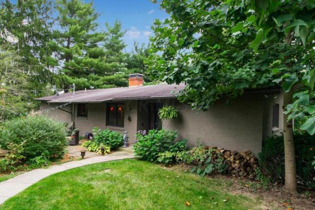 542 Mount Parnassus Drive, Granville, OH 43023 (MLS #218032548) :: The Raines Group