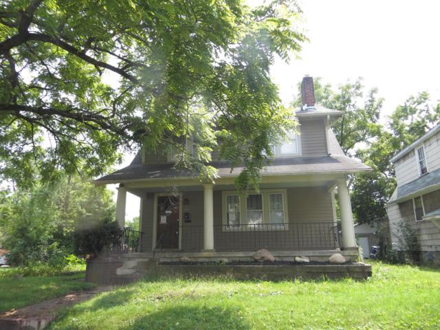 1419 Briarwood Avenue, Columbus, OH 43211 (MLS #218032621) :: Berkshire Hathaway HomeServices Crager Tobin Real Estate