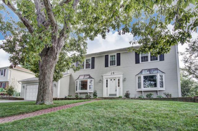 1049 Melinda Drive, Westerville, OH 43081 (MLS #218032635) :: Signature Real Estate
