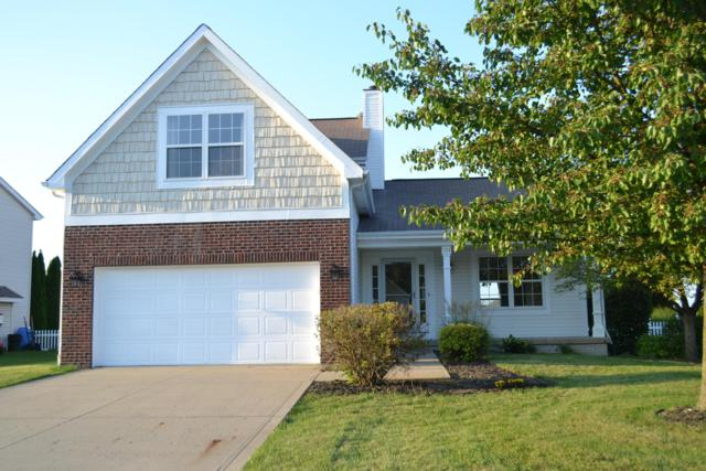 194 Stone Hedge Row Drive, Johnstown, OH 43031 (MLS #218032716) :: The Raines Group