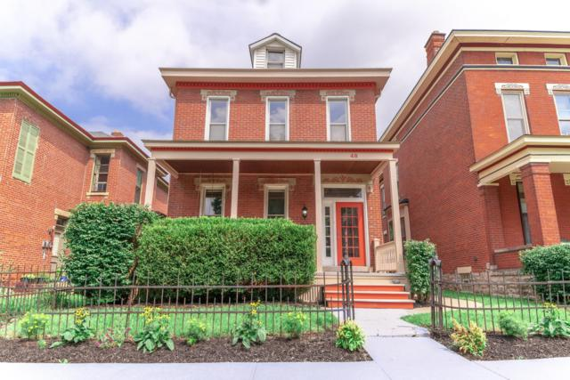 48 Smith Place, Columbus, OH 43201 (MLS #218032739) :: Julie & Company