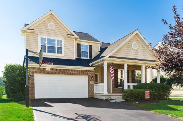 1206 Carnoustie Circle, Grove City, OH 43123 (MLS #218032936) :: Exp Realty