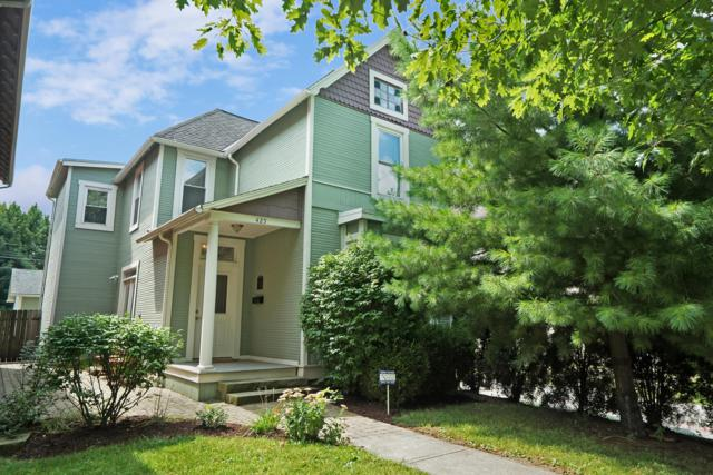 425 W 2nd Avenue, Columbus, OH 43201 (MLS #218032961) :: CARLETON REALTY
