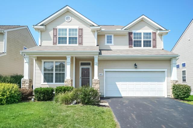 645 Riddler Ridge Drive, Blacklick, OH 43004 (MLS #218032974) :: RE/MAX ONE