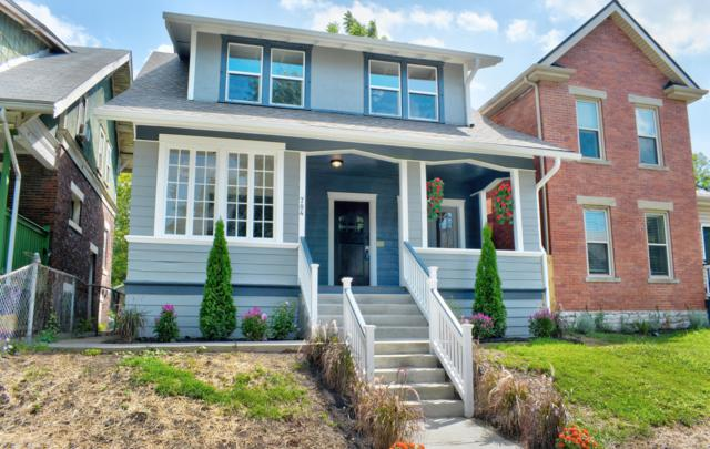 784 Gilbert Street, Columbus, OH 43206 (MLS #218033006) :: The Raines Group