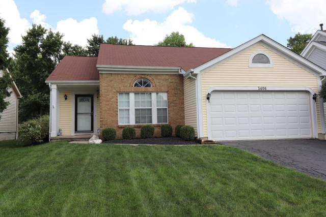 3406 Frenchpark Drive, Columbus, OH 43231 (MLS #218033028) :: RE/MAX ONE