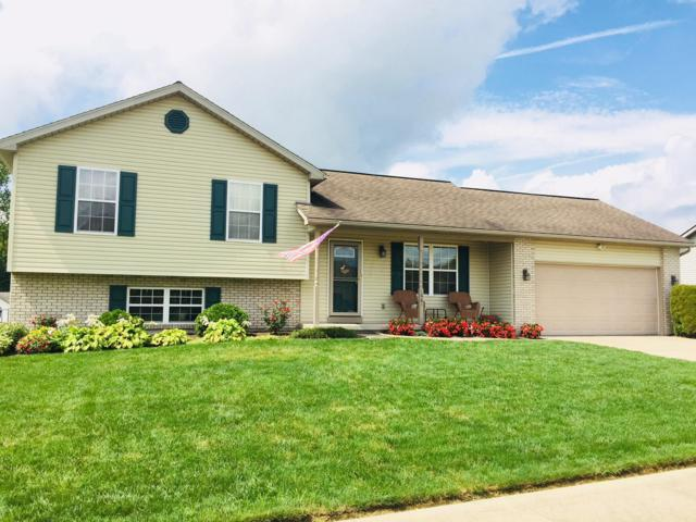 1661 Abby Drive, Newark, OH 43055 (MLS #218033090) :: Berkshire Hathaway HomeServices Crager Tobin Real Estate