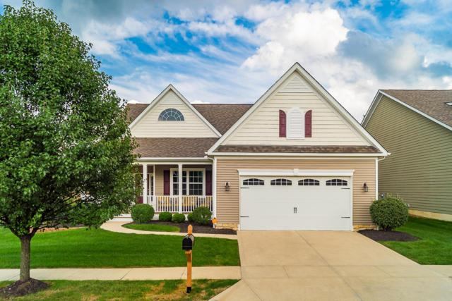 4162 Smith Pines Drive, Gahanna, OH 43230 (MLS #218033122) :: Brenner Property Group | KW Capital Partners