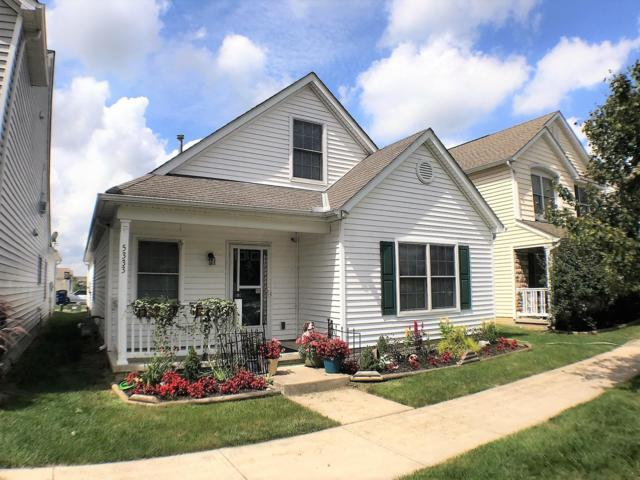 5333 Miramar Drive, Canal Winchester, OH 43110 (MLS #218033141) :: The Raines Group