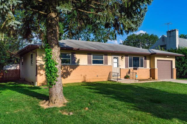 4904 Almont Drive, Columbus, OH 43229 (MLS #218033235) :: Signature Real Estate