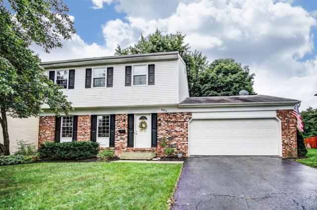 685 W Main Street, Westerville, OH 43081 (MLS #218033268) :: The Mike Laemmle Team Realty