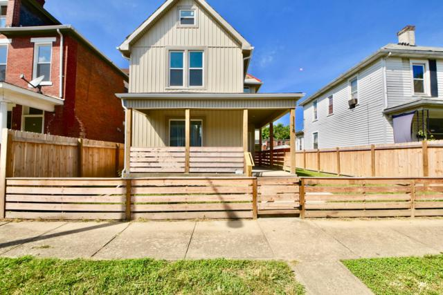 1178 E Rich Street, Columbus, OH 43205 (MLS #218033317) :: CARLETON REALTY