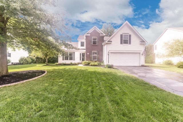 6292 Commonwealth Drive, Westerville, OH 43082 (MLS #218033383) :: The Mike Laemmle Team Realty