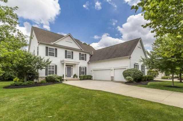 5964 Tarrin Court, Dublin, OH 43016 (MLS #218033393) :: The Mike Laemmle Team Realty