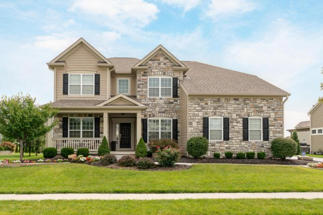 1240 Stone Trail Drive, Blacklick, OH 43004 (MLS #218033672) :: Susanne Casey & Associates