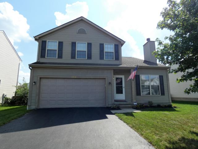 7759 Powers Ridge Drive, Blacklick, OH 43004 (MLS #218033783) :: The Mike Laemmle Team Realty