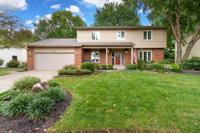 658 Grist Run Road, Westerville, OH 43082 (MLS #218033789) :: Julie & Company