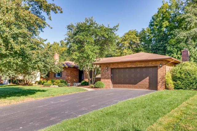 220 Academy Court, Columbus, OH 43230 (MLS #218033829) :: The Mike Laemmle Team Realty