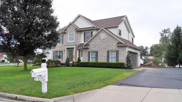 6506 Hermitage Drive, Westerville, OH 43082 (MLS #218033859) :: Signature Real Estate