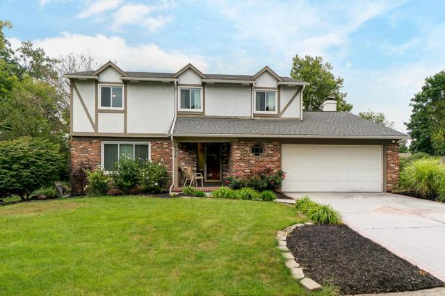 1016 Autumn Woods Drive, Westerville, OH 43081 (MLS #218033905) :: RE/MAX ONE