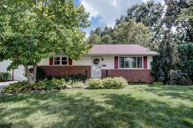 491 Catawba Court, Westerville, OH 43081 (MLS #218033916) :: Susanne Casey & Associates
