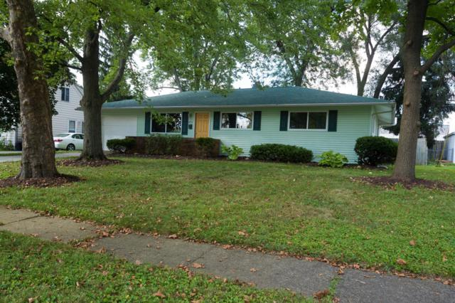 1286 Pershing Drive, Columbus, OH 43224 (MLS #218033941) :: The Mike Laemmle Team Realty
