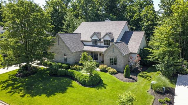 5038 Augusta Drive, Westerville, OH 43082 (MLS #218034054) :: The Mike Laemmle Team Realty