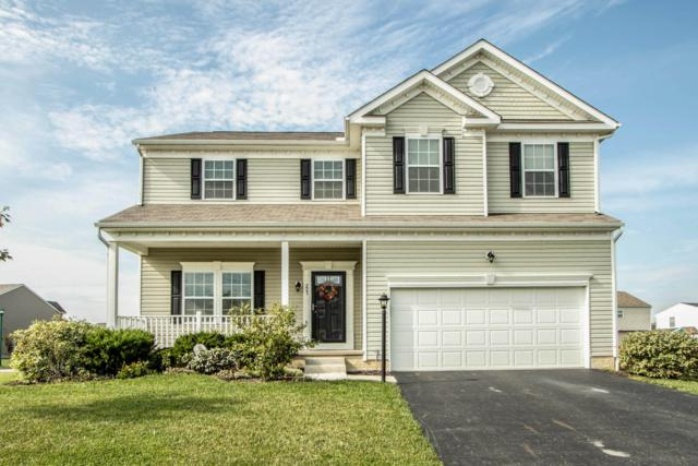223 Weeping Willow Run Drive, Johnstown, OH 43031 (MLS #218034170) :: Berkshire Hathaway HomeServices Crager Tobin Real Estate