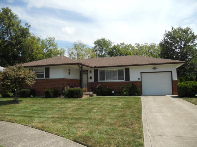 108 Rita Court, Whitehall, OH 43213 (MLS #218034184) :: The Raines Group