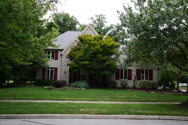 6033 Heritage Lakes Drive, Hilliard, OH 43026 (MLS #218034220) :: The Raines Group