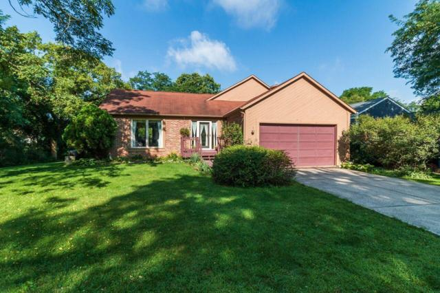 145 Spring Valley Road, Westerville, OH 43081 (MLS #218034283) :: Berkshire Hathaway HomeServices Crager Tobin Real Estate