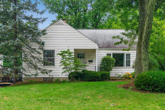 136 Parkview Avenue, Westerville, OH 43081 (MLS #218034436) :: The Mike Laemmle Team Realty