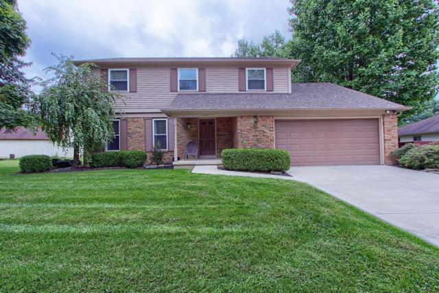 2607 Sonnington Drive, Dublin, OH 43016 (MLS #218034472) :: RE/MAX ONE