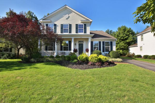 433 Zion Drive, Powell, OH 43065 (MLS #218034564) :: The Raines Group