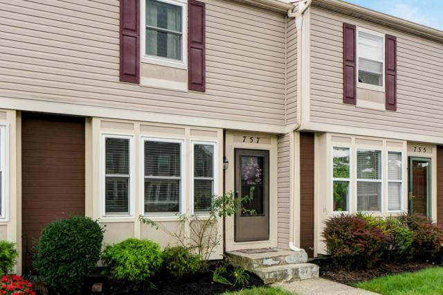 757 Cap Lane, Worthington, OH 43085 (MLS #218034604) :: Signature Real Estate