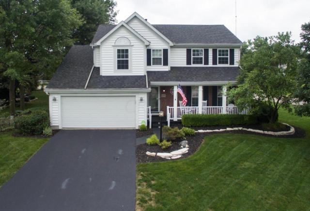6691 Hermitage Drive, Westerville, OH 43082 (MLS #218034628) :: The Mike Laemmle Team Realty