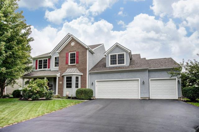 3242 Walkerview Drive, Hilliard, OH 43026 (MLS #218034631) :: The Raines Group