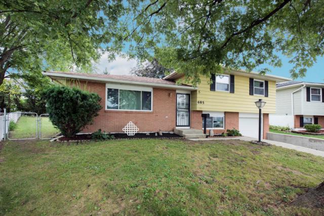 685 Edendale Court, Columbus, OH 43207 (MLS #218034719) :: Signature Real Estate