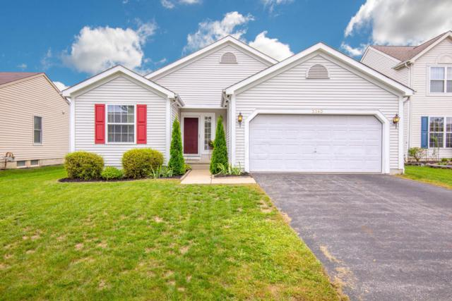 3380 Brook Spring Drive, Grove City, OH 43123 (MLS #218034825) :: The Mike Laemmle Team Realty